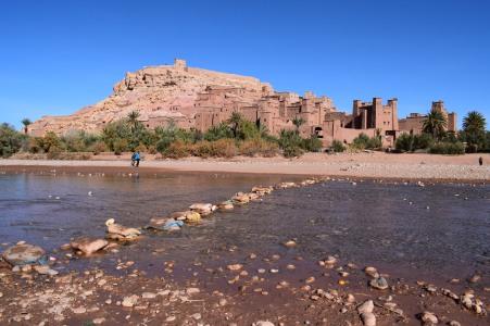 Ait Ben Haddou Marrocos