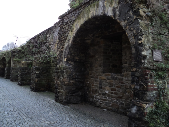 Maastricht holanda muralhas