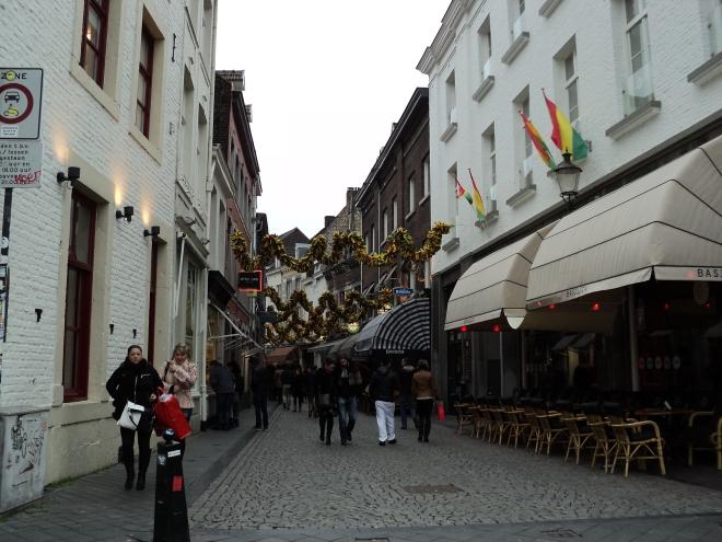 Maastricht Holanda ruas