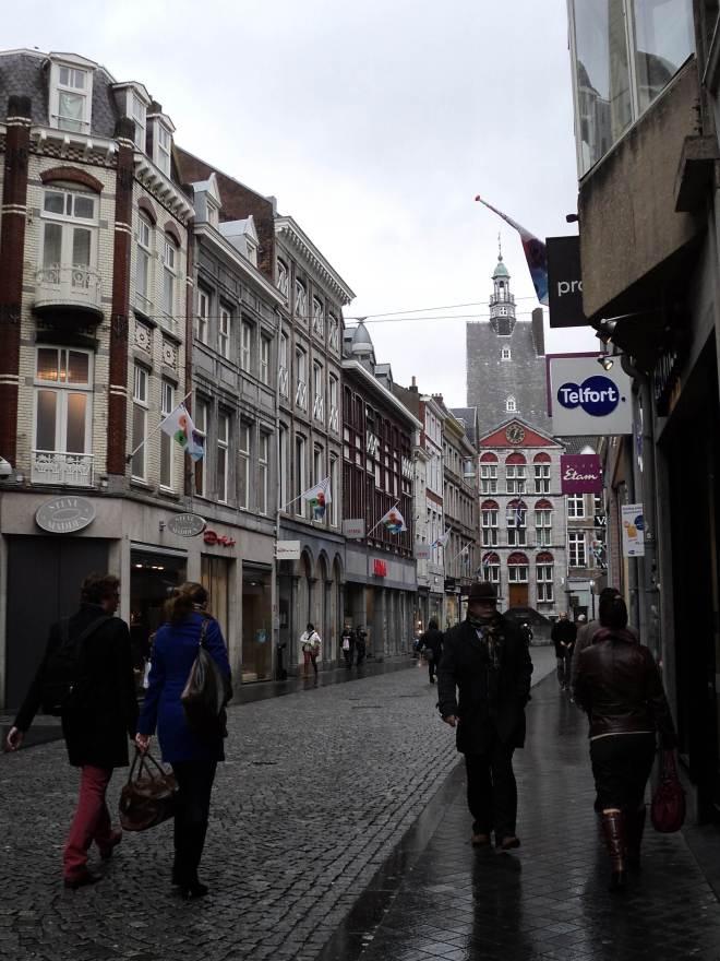 Maastricht parte principal Vrijthof 10