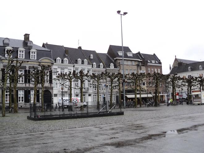 Maastricht parte principal Vrijthof 3
