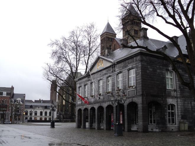 Maastricht parte principal Vrijthof 6