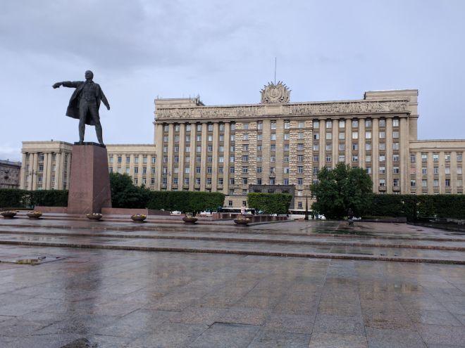 Petersburgo casa dos sovietes bairro sovietico moskovski