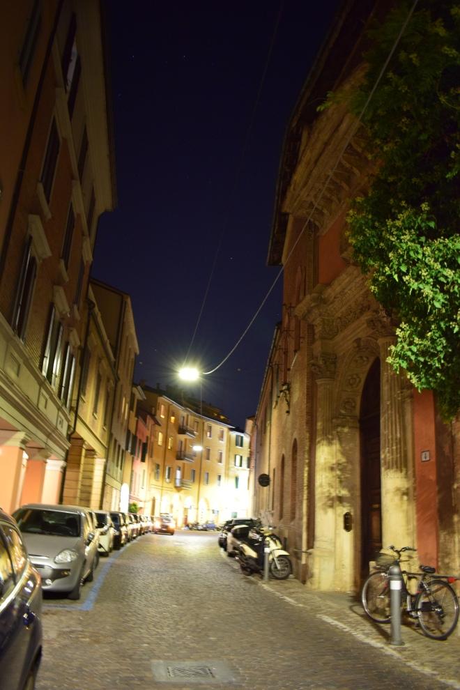 Bologna collegio spagna