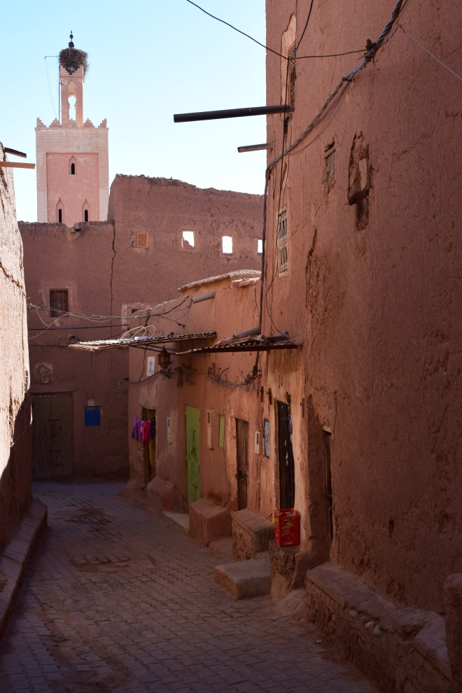 Ouarzazate Kasbah bairro 2