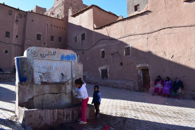 Ouarzazate Kasbah bairro 3