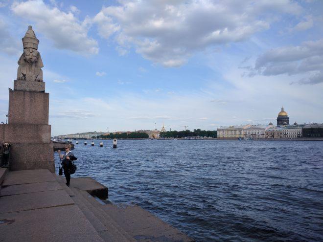 Petersburgo ilha vassilievski esfinge 2