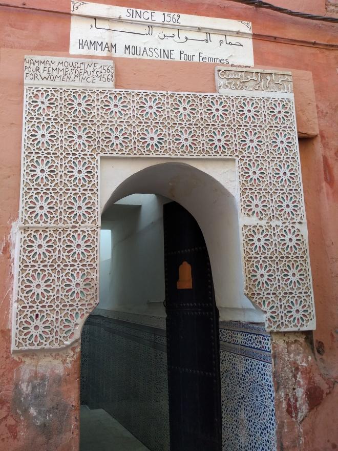 marrocos marrakech hammam publico mouassine