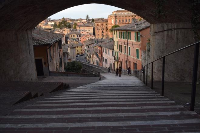 Regiões da Itália Umbria