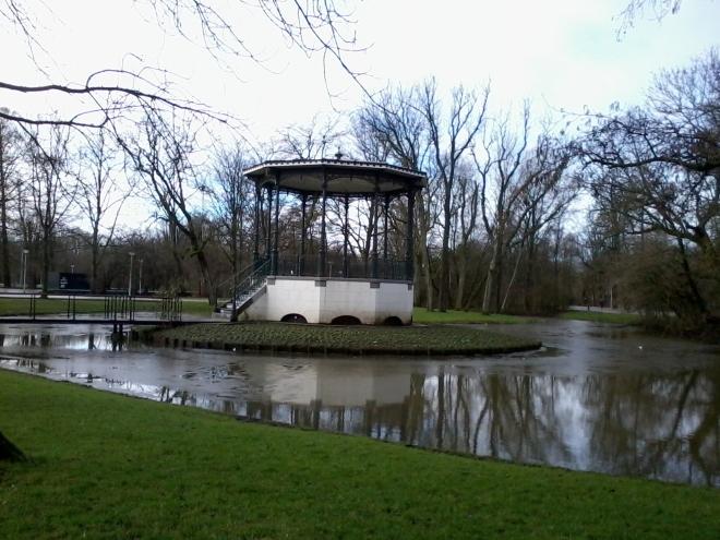 Amsterdam atrações gratuitas parques vondelpark