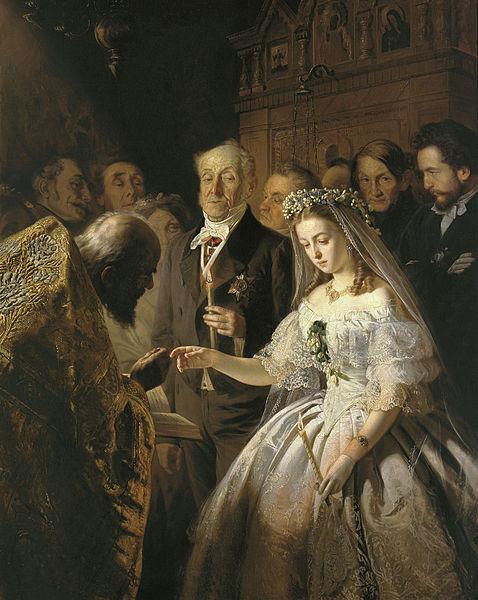 moscou galeria tretiakov pukirev casamento desigual