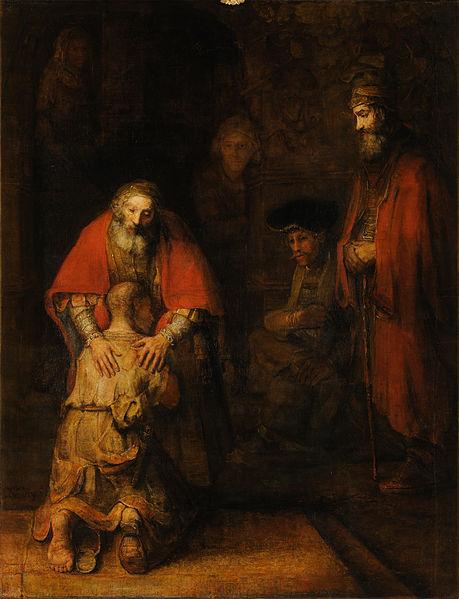Hermitage pinacoteca destaques rembrandt reorno filho pródigo