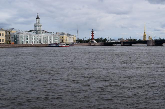 Russia Petersburgo ilha vassilievski