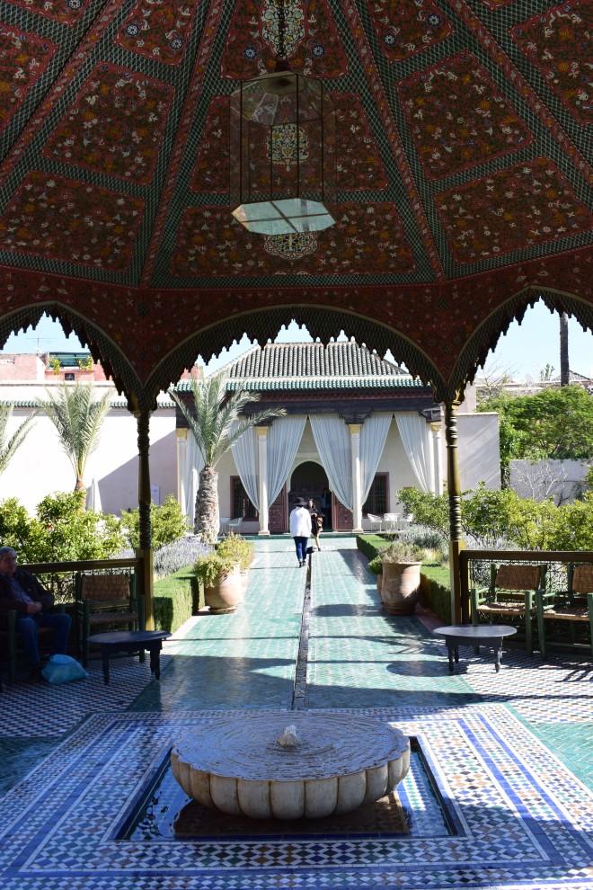 marrocos marrakech jardin secret medina 2