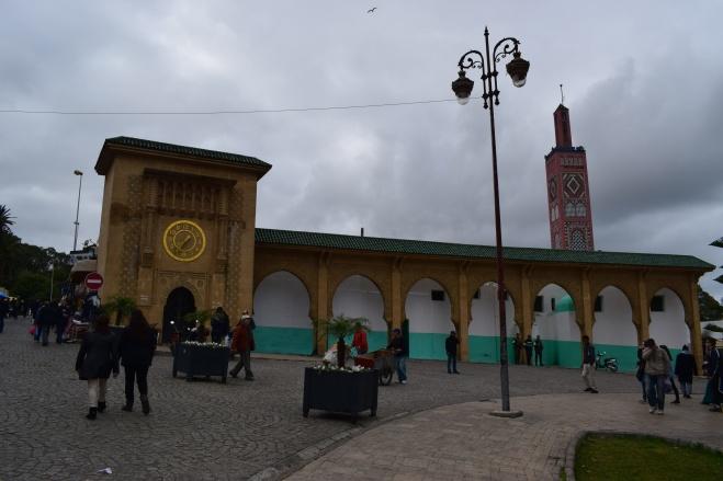Marrocos Tangier medina grand socco